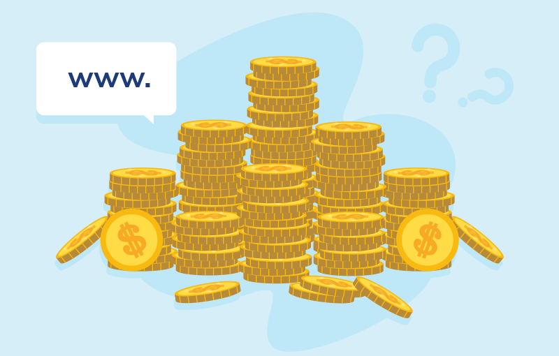 How Much Does a Domain Name Cost? - NameSilo Blog