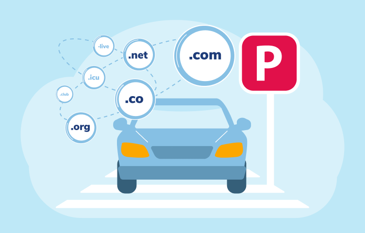 What is Domain Parking & How Does It Work Featured Image